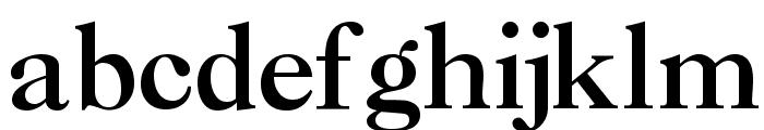 CaslonThreeSSK Font LOWERCASE
