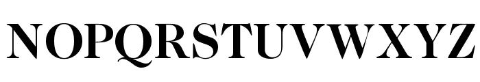 CaslonTwoSSK Bold Font UPPERCASE