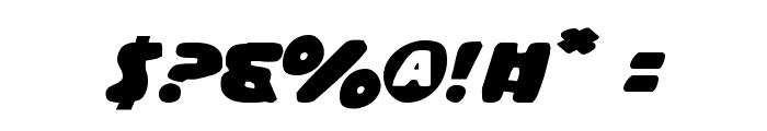 Casper Comics Solid Font OTHER CHARS