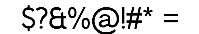 Casper Font OTHER CHARS