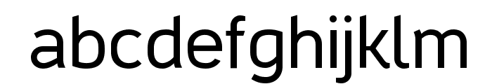 Casper Font LOWERCASE