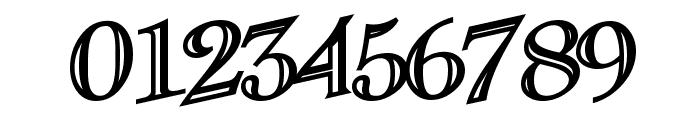CasqueOpenFaceWacky Bold Font OTHER CHARS