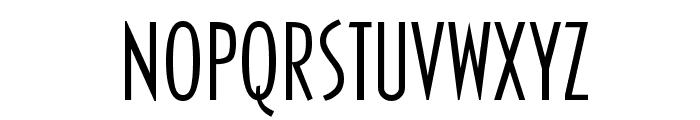 Cassandra Regular Font UPPERCASE