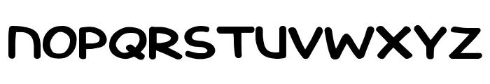 Cassini Marker Font UPPERCASE