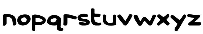 Cassini Marker Font LOWERCASE