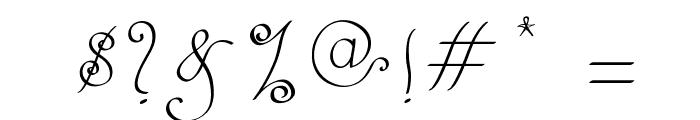 Castal Street Font OTHER CHARS