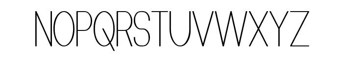 Castorgate - Upright Font UPPERCASE