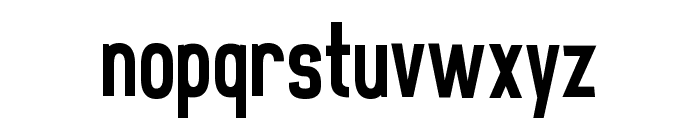 Casual Softcore Font LOWERCASE