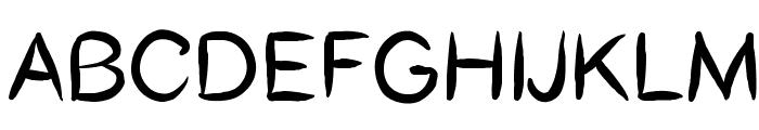 CatCafe Font UPPERCASE