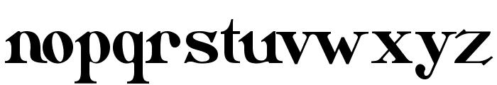 CatShop Font LOWERCASE