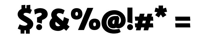 Catamaran Black Font OTHER CHARS
