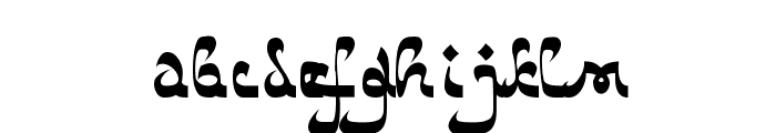 Catharsis Bedouin Font UPPERCASE