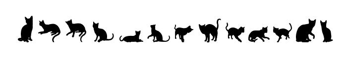 Cats vs Dogs LT Font UPPERCASE