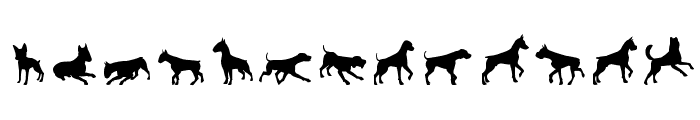 Cats vs Dogs LT Font LOWERCASE