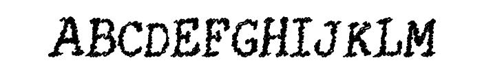 CatsString Font UPPERCASE
