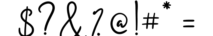 Cattalonia Font OTHER CHARS