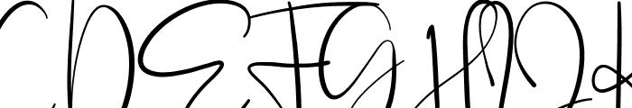 Cattalonia Font UPPERCASE