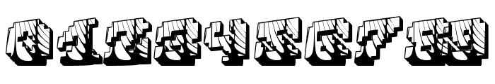 Cauterise Font OTHER CHARS