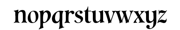 Cavalier Font LOWERCASE