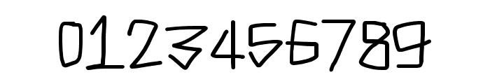 Caveman SemiBold Font OTHER CHARS