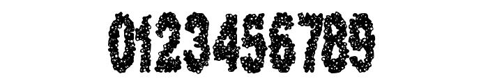 CaviarRancid Font OTHER CHARS