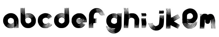 carbonchaos fonts Font LOWERCASE