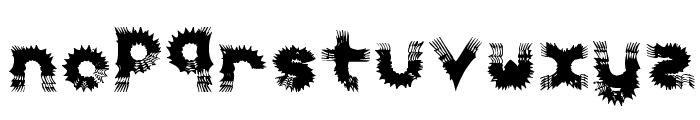 carbonchaos fonts Font UPPERCASE