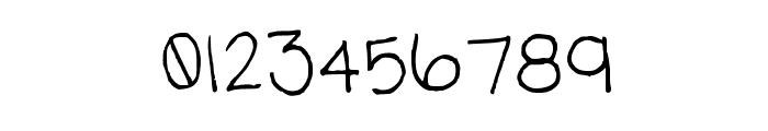 carolyn handwritten Medium Font OTHER CHARS