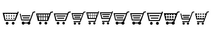cart o grapher Font UPPERCASE