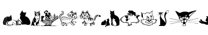 cats_csp Font UPPERCASE