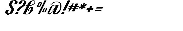 CA Spy Royal Regular Font OTHER CHARS