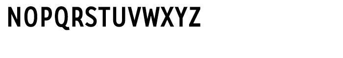 CA Zaracusa Narrow Bold Font UPPERCASE