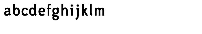 CA Zaracusa Narrow Bold Font LOWERCASE