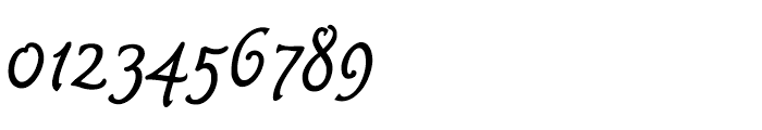CAL Harmonica Bold Font OTHER CHARS