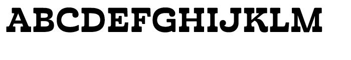 Cabrito Inverto Normal ExtraBold Font UPPERCASE
