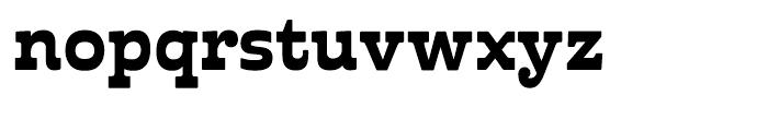Cabrito Inverto Normal ExtraBold Font LOWERCASE