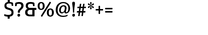 Cabrito Semi Cond Demi Font OTHER CHARS
