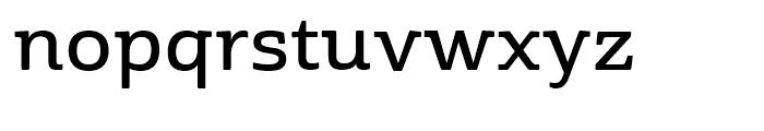 Cabrito Semi Ext Demi Font LOWERCASE