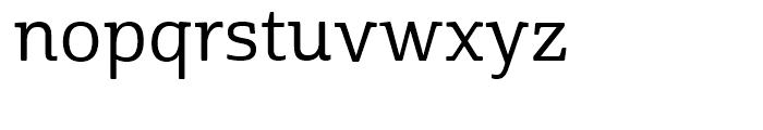 Cabrito Semi Norm Medium Font LOWERCASE
