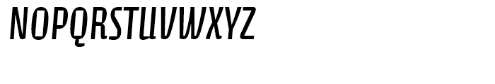 Calcite Regular Font UPPERCASE