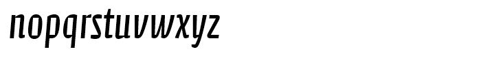 Calcite Regular Font LOWERCASE