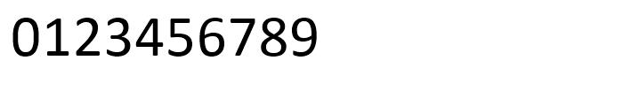 Calibri Regular Font OTHER CHARS
