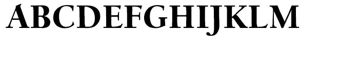 Californian FB Black Font UPPERCASE