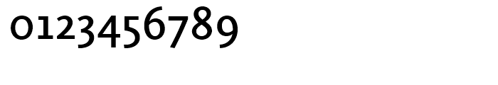 Calluna Sans Semibold Font OTHER CHARS