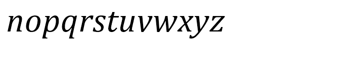 Cambria Italic Font - What Font Is