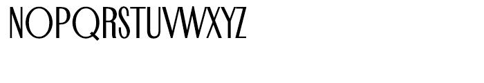 Cameo Heavyline Font UPPERCASE