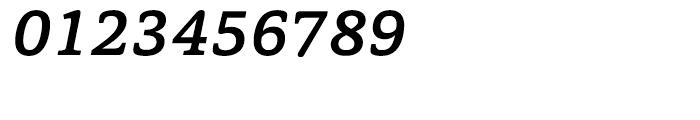 Capita Medium Italic Font OTHER CHARS