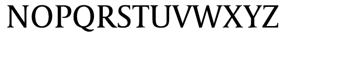 Capitolium News 2 Regular Font UPPERCASE