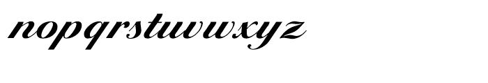 Carla Regular Font LOWERCASE