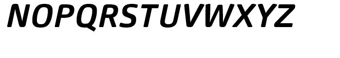 Carnas Bold Italic Font UPPERCASE